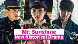 Image result for mr. sunshine kdrama