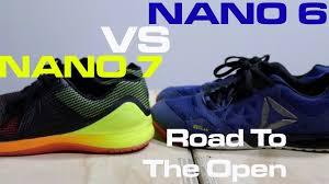 reebok nano 7. best crossfit shoe? | reebok nano 7 review vs nike metcon 3 - youtube