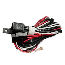 12v 40a 300w relay fuse wiring harness for any 5 pin led light 12v 40a 300w relay fuse wiring harness for any 5 pin led light rocker switch