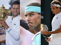 Rafael Nadal at 20 Grand Slam titles ...