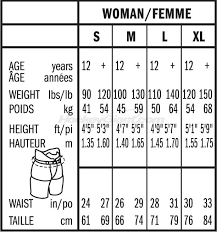 Ccm Goalie Pad Sizing Chart 32 Systematic Hockey Pant Sizing Chart