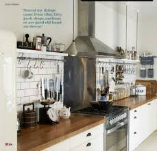 Rustic Industrial Kitchen My Ideal Home White Wood And Steel Rustic Industrial