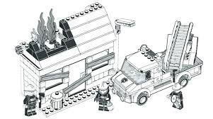 Lego Police Coloring Pages Zupa Miljevcicom