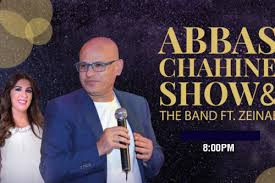 Mississauga - For the first time in Canada Abbas Chahine Show