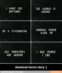 Ahs Quotes Simple American Horror Story Quotes American Horror Story Pinterest