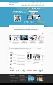 Website Templates Html5 Finally Responsive HTML24 Website Template Ready for Review 1