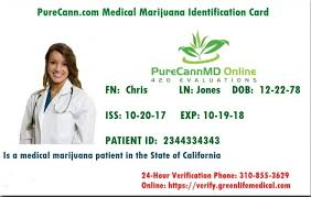 purecann id card