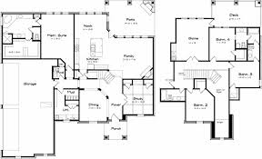 two y family house plans with four bedrooms two family home designs