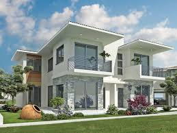 Exterior House Design Photos Plans