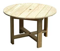 round wood patio table arelisapril