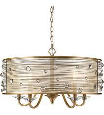 golden lighting 1993 5 pg joia 5 light 26 inch peruvian gold chandelier ceiling