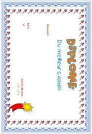 Imprimer _ histoire psychologie _ megapsy. Diplome Enfant A Imprimer Sur Tete A Modeler