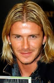Dlouhé Krátké Rozcuchané Tak šel čas S účesy Davida Beckhama