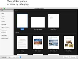 How To Make Flyers On Mac Create Your First Document In Pages On Mac Apple Support