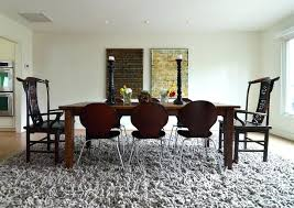 fascinating should you put a rug under a dining room table area rugs dining room images