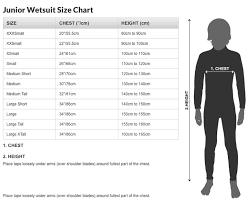 Kids Osprey Origin Full Length Wetsuit