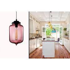 colored glass pendant lighting. Creative Turret Shaped E26/E27 Colored Glass Pendant Lights Lighting