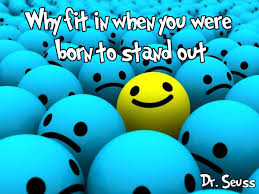 Don't Be Afraid To Stand Out Quotes Everlasting Inspiration Stand Out Quotes