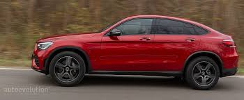 Agile and sleek, the glc coupe puts the stance in substance. 2020 Mercedes Benz Glc 300 D 4matic Coupe Review Testdrive Autoevolution