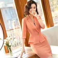 YAUAMDB <b>women</b> dress suits 2018 <b>spring</b> autumn <b>S</b>-<b>3XL female</b> ...
