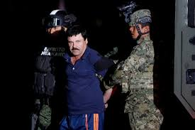 El Chapo Disappeared for Two Days. Now He's at the Supermax. - The New York  Times