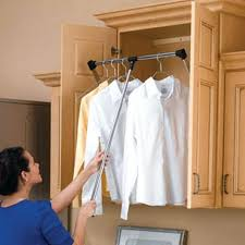 clothes hanger hardware ideas lovely clothes hanger bar for closet pull down closet rods series woodworking