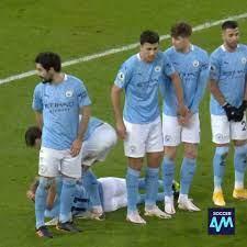Soccer AM - Ruben Dias dragging Zinchenko