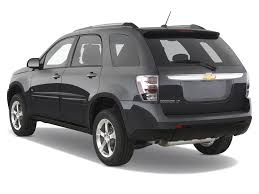 2008 Chevrolet Equinox Reviews and Rating | Motor Trend