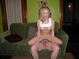 Blonde nude video wife