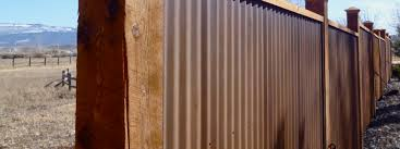sheet metal fence. Beautiful Fence How To Paint Corrugated Metal Fence Rug Designs Throughout Sheet