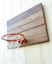 wood basketball