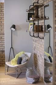 PostIndustrial Apartment In Warsaw Exhibiting A Clean And Elegant - Industrial apartment