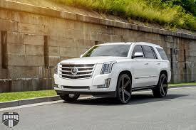 cadillac escalade 2015 white. 2015 cadillac escalade on 26inch dub baller wheels rides magazine white 0
