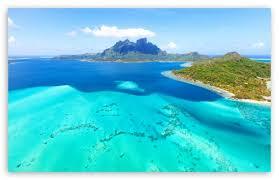 tropical landscape desktop backgrounds. Download Beautiful Blue Tropical Landscape HD Wallpaper With Desktop Backgrounds