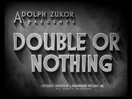 "Image result for ""Double or Nothing"" 1937 american movie"