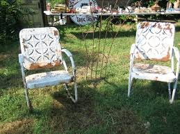 how to refinish metal furniture outsiders within outdoor lifestyle patio decor garden