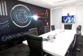 Cool offices A workplace for superheroes Features myStarjobcom