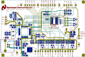 lm85 lm96000 evaluation board user s guide