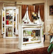 Distressed Corner Bar Cabinet Bar Furniture Corner Bar Cabinet
