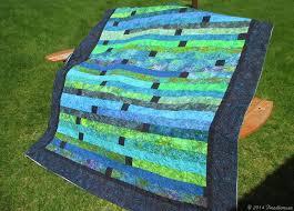 "Jelly Roll Race 2""………………. | Treadlemusic & Anita's quilt 002 ... Adamdwight.com"