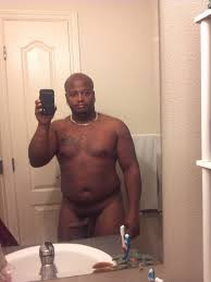 Gay black chubby men