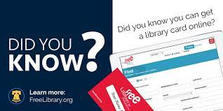 Maybe you would like to learn more about one of these? Five Ways To Use Your Free Library Card Office Of The Mayor Posts City Of Philadelphia
