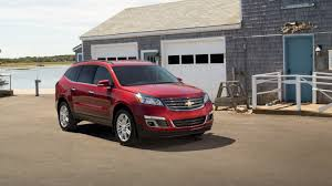 2014 Chevrolet Traverse Review - YouTube