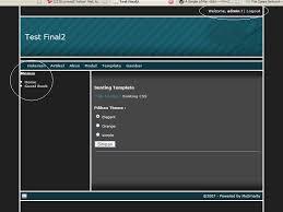 download template for website in php script untuk membuat template website the best free