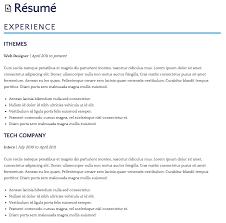 best resume headlines