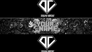 Best Youtube Banner Free Youtube Banner Template Minecraft Photoshop Youtube