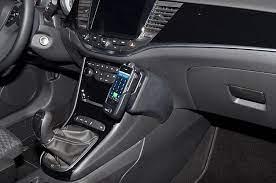 KUDA 2105 Halterung Kunstleder schwarz für Opel Astra K ab 2015: Amazon.de:  Elektronik & Foto