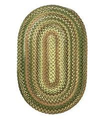 llbean waterhog mats rugs beans braided wool rug oval indoor at ll bean stunning ll bean