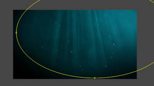Underwater Lighting Effect After Effects Tutorial Underwater Scene With Light Rays And Bubbles Deep Thought Pt1