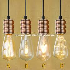 home diy ceiling light string hanging lamp vintage lighting e27 lamp holder lamp base